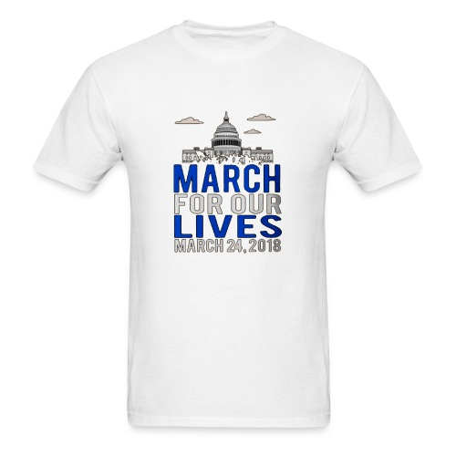 March For Our Lives - Men's T-Shirt