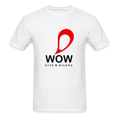 wow design cloth - Men's T-Shirt