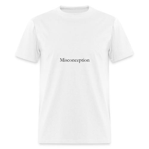 Misconception SS18 - Men's T-Shirt