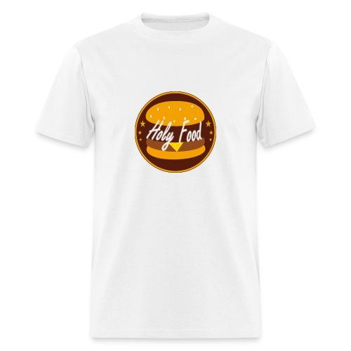 Holy food logo - Men's T-Shirt