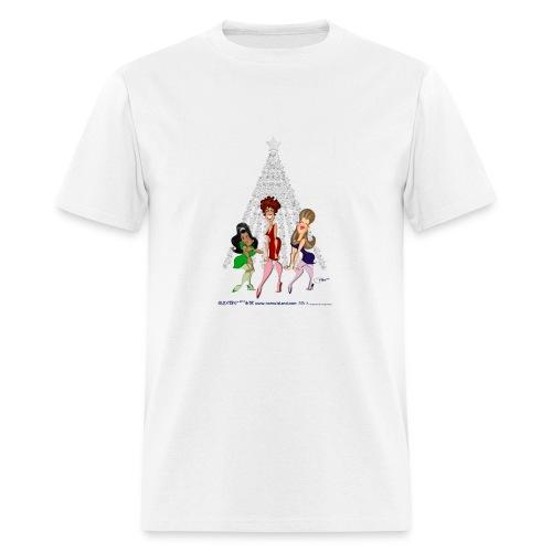 A TURKEY LURKEY CHRISTMAS TO YOU New - Men's T-Shirt