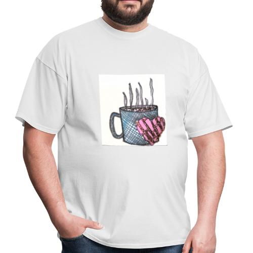 Conchas Cafe y Comadres - Men's T-Shirt