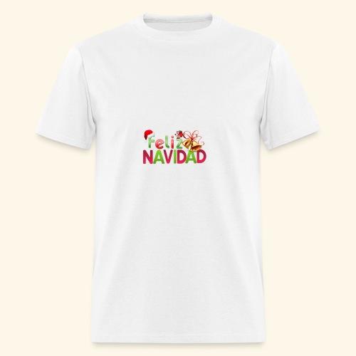 feliz navidad merch - Men's T-Shirt