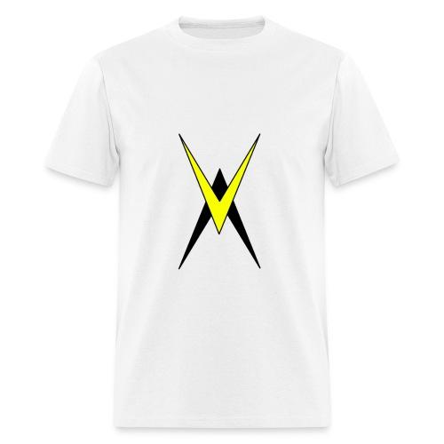Voluntaryist Anarchism/ Voluntary Action - Men's T-Shirt