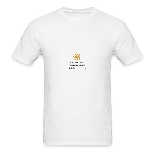 Kindom Insert T-Shirt - Men's T-Shirt