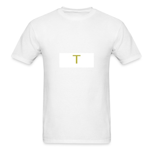 ''Small T'' Taylor Shorty Initial - Men's T-Shirt