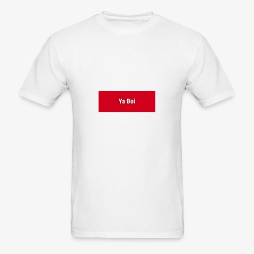 Ya Boi Redline - Men's T-Shirt