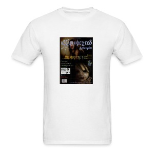 izzyinfected Artoworqs Cover - October 25th, 2010 - Men's T-Shirt