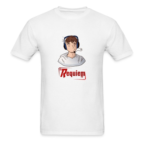 Requiem Hair Day Artwork By RaysTheCreator - Men's T-Shirt