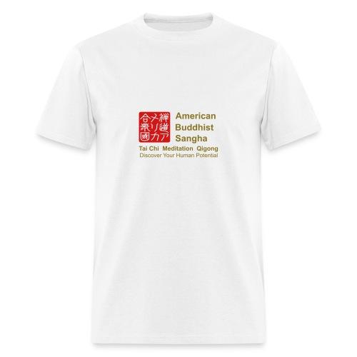 American Buddhist Sangha / Zen Do USA - Men's T-Shirt