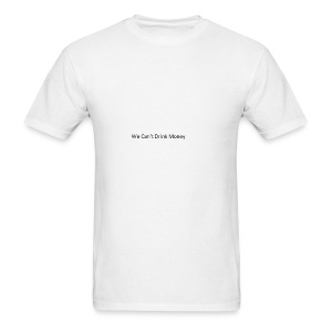 Stop Fracking Movement - Men's T-Shirt