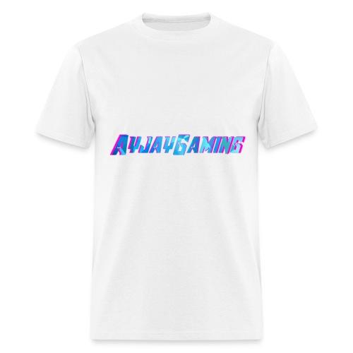 Merch Text - Men's T-Shirt