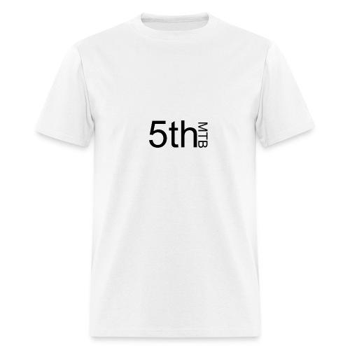 Black original logo - Men's T-Shirt