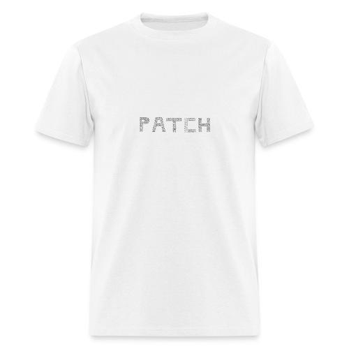 Patchnobacknewbig - Men's T-Shirt
