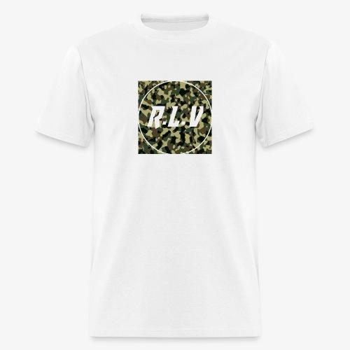River LaCivita Camo. - Men's T-Shirt