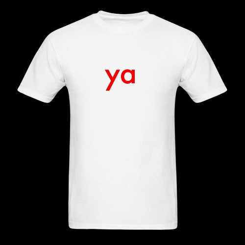 ya - Men's T-Shirt