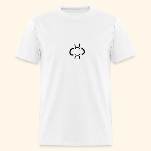 4 Visages classic design - Men's T-Shirt