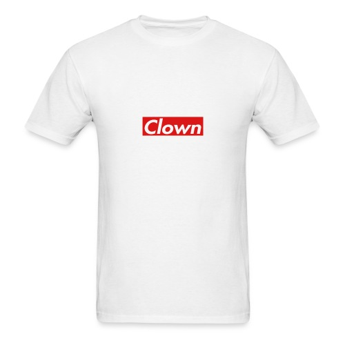 halifax clown sup - Men's T-Shirt