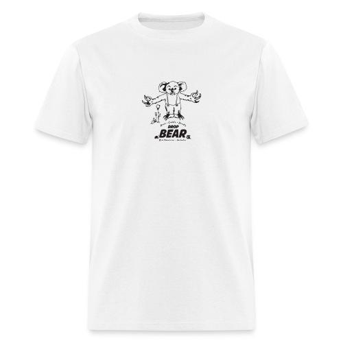 Drop Bear - Rare, Cuddly, Deadly - Men's T-Shirt