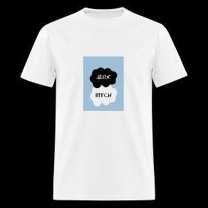 Jerk Bitch Supernatural The fualt in our stars - Men's T-Shirt
