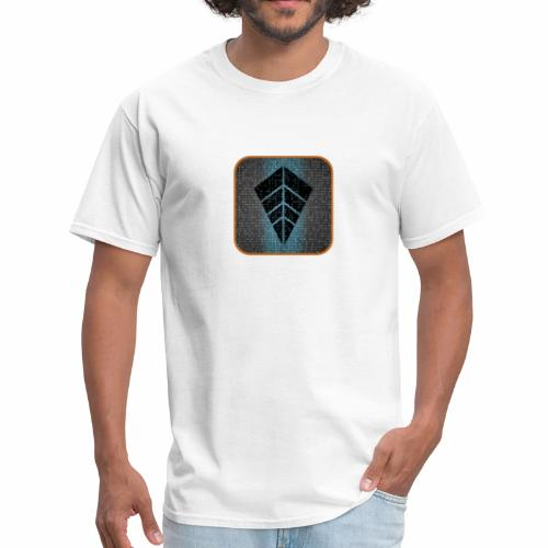 digital logo - Men's T-Shirt