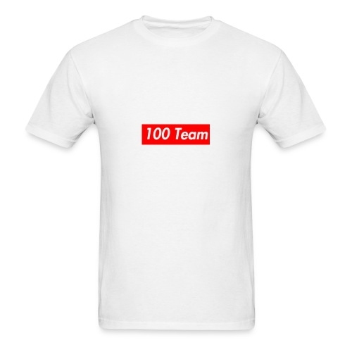 100 Team - Men's T-Shirt