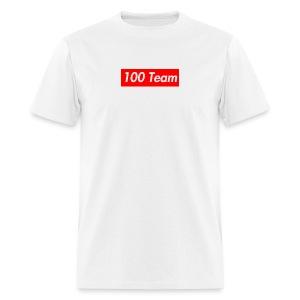 100 Team - Men's T-Shirt