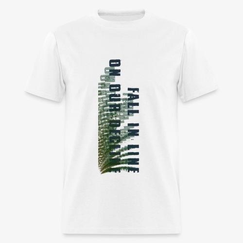 Decline - Men's T-Shirt