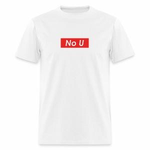no u - Men's T-Shirt
