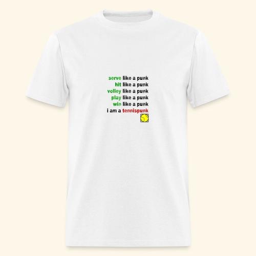 Play Like a Punk - Men's T-Shirt