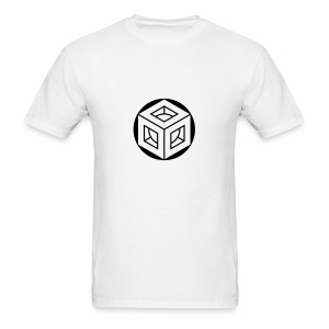 crop circles 51 - Men's T-Shirt