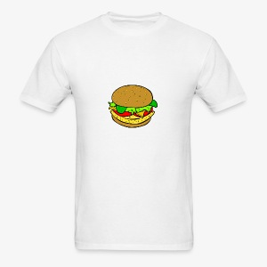 Comic Burger - Men's T-Shirt