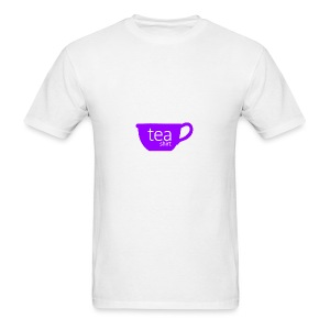Tea Shirt Simple But Purple - Men's T-Shirt