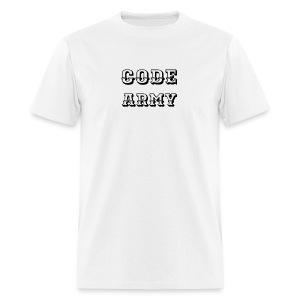 Code Army TShirt - Men's T-Shirt