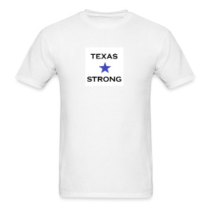 TEXASTRONG - Men's T-Shirt