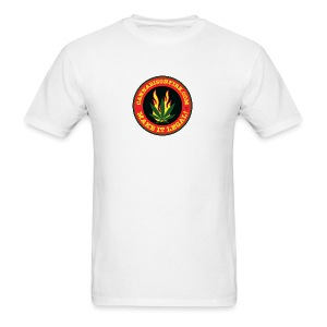 Make Cannabis Legal Cannabis Tshirts 420 wear - Men's T-Shirt