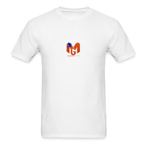 MaddenGamers MG Logo - Men's T-Shirt