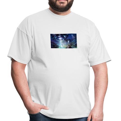 Abduction - Men's T-Shirt