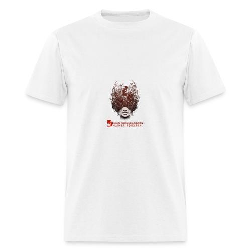 CANCER RESEARCH - Men's T-Shirt