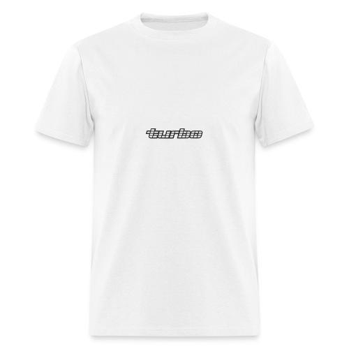 VL Turbo White - Men's T-Shirt