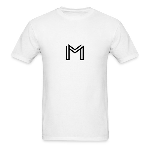 Mathias Official Logo - Men's T-Shirt