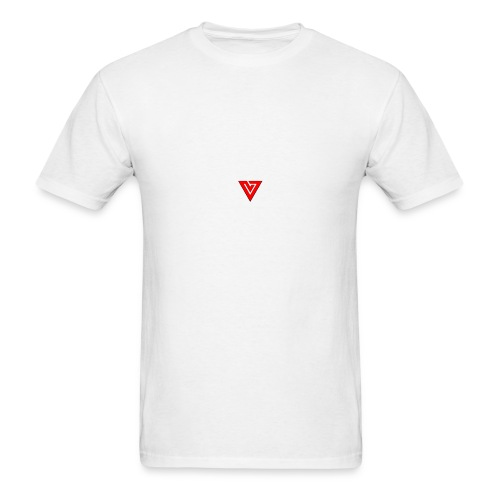 Viibe Epilogue Logo in Red - Men's T-Shirt