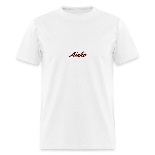 Aiako Simple Signature - Men's T-Shirt