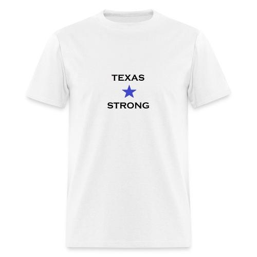 TEXASTRONG - Men's T-Shirt