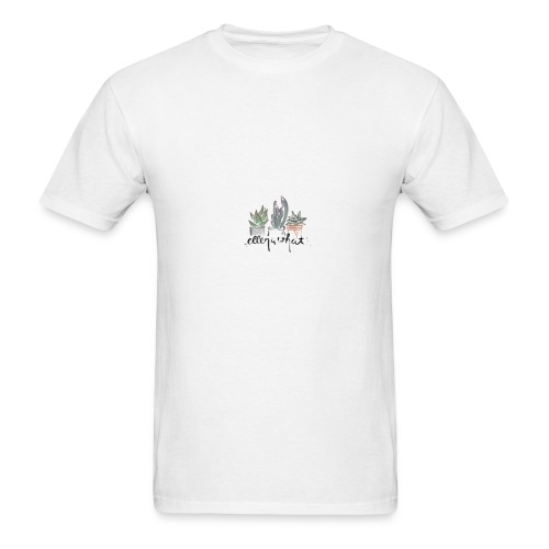 succulents - Men's T-Shirt