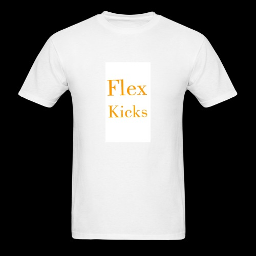 FLEX KICKS PROTOTYPE - Men's T-Shirt