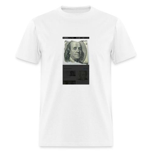 Being Frank - Men's T-Shirt