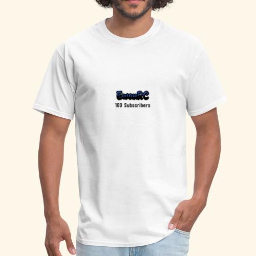 100 SUBSCRIBERS! - Men's T-Shirt