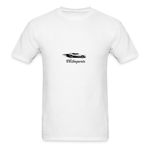 CCImports Logo - Men's T-Shirt