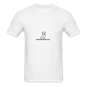Whiskers of Decsent Working Image - Men's T-Shirt
